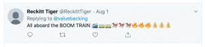 ITV Racing Tips Twitter Feedback